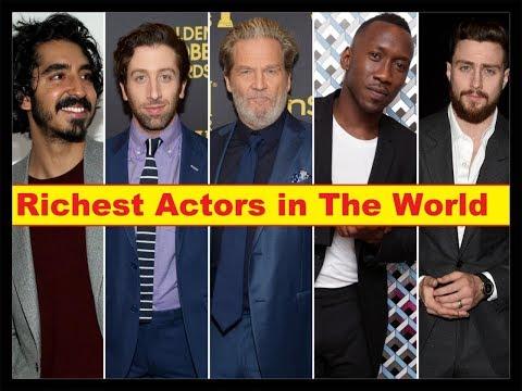 Top 10 Richest Actors in the World 'Richest Celebrities'