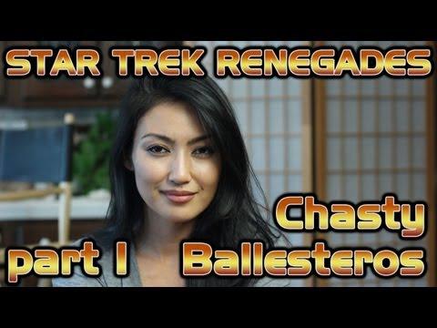 Chasty Ballesteros Interview - Part 1