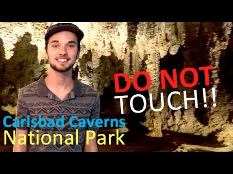 Carlsbad Caverns National Park // 2017 // Road-Trip Warriors