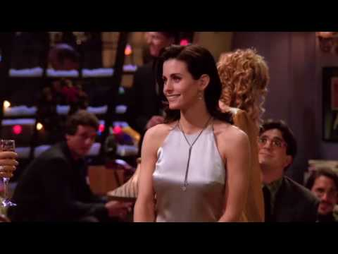 Friends S01E10 Short (The One With the Monkey)