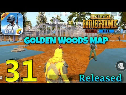 pubg-mobile-lite---golden-woods-map-released-gameplay---part-31