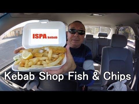 Ispa Kebab Fish & Chips