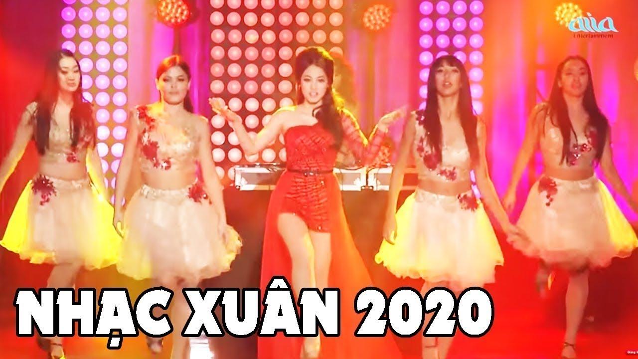 Nhạc Xuân Sôi Động 2020 - Liên Khúc Nhạc Tết Hải Ngoại Hay Nhất 2020