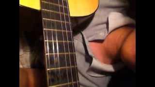 Bốn mùa thay lá-Trịnh Công Sơn(guitar solo)