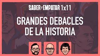 SyE ⚽ 1x11 GRANDES DEBACLES de la historia