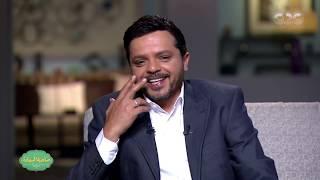 صاحبة السعادة | هنيدي يكشف عن اجره في مسلسل البخيل وكواليس اول مقابلة مع فريد شوقي