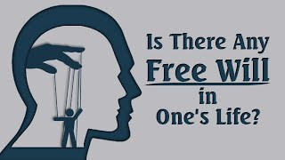 Is There Any Free Will in One's Life?