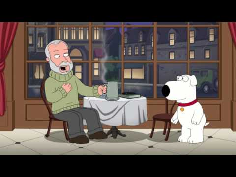 Family Guy - Brian makes Ernest Hemingway commit suicide