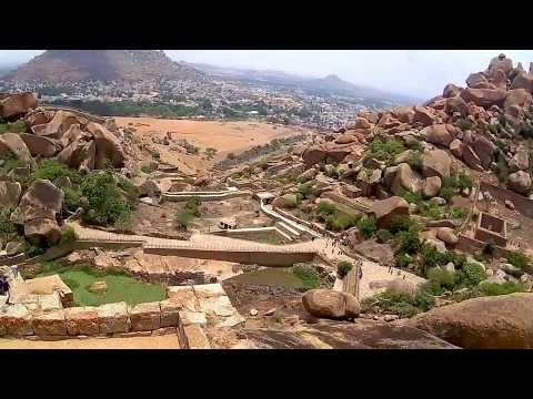 Chitradurga India, exploring ancient mountain fortress India's Enchanted Rock