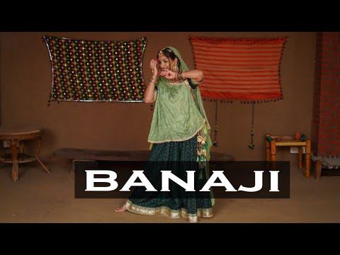Download BANAJI (बनाजी) | Rajasthani Song | Wedding Dance For Bride | Nisha V. | DhadkaN Group