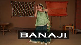 BANAJI (बनाजी) | Rajasthani Song | Wedding Dance For Bride | Nisha V. | DhadkaN Group