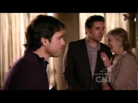 Gossip Girl 4x18 The Kids Stay In The Picture | Serena meets Charlie