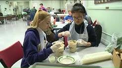 St. Augustine Easter meal program
