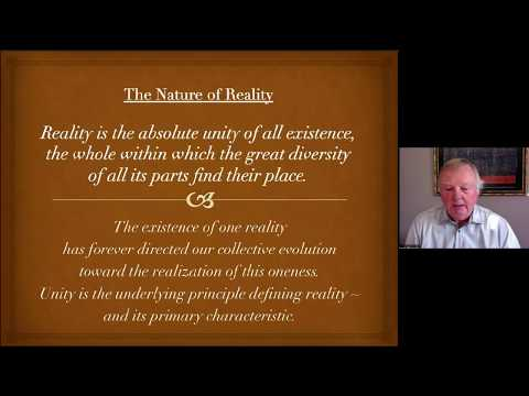 LIVE Robert Atkinson: Reality is One | Building a Culture of Oneness (#3 of 3)