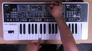 Roland Gaia SH-01 - Synth Basics Fundamentals