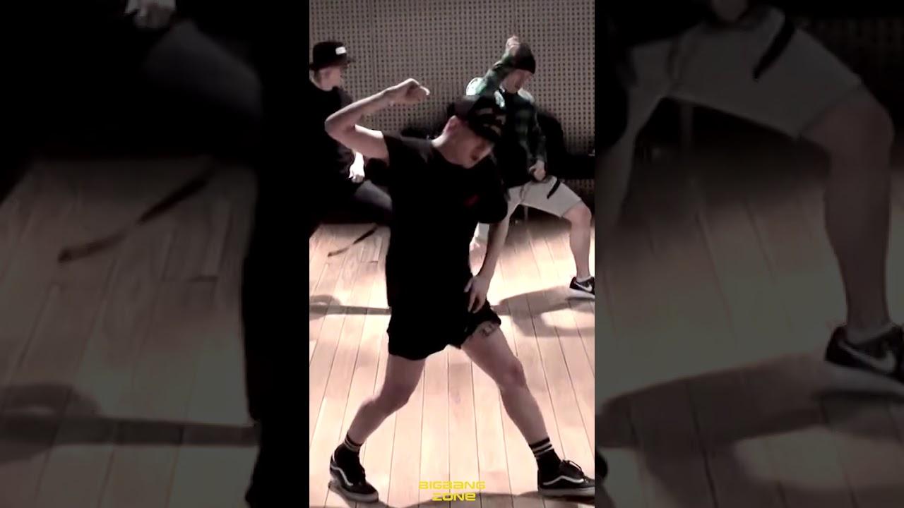 [GD focus] 안무영상으로 알아보는 지드래곤 춤실력 (세로버전 - 굿보이, 뱅뱅뱅)