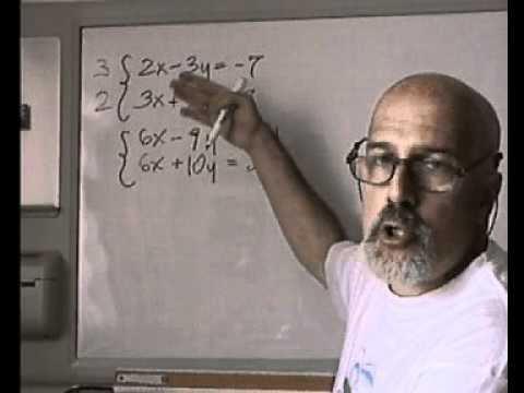 Sistemi di Equazioni: Tecnica di Riduzione