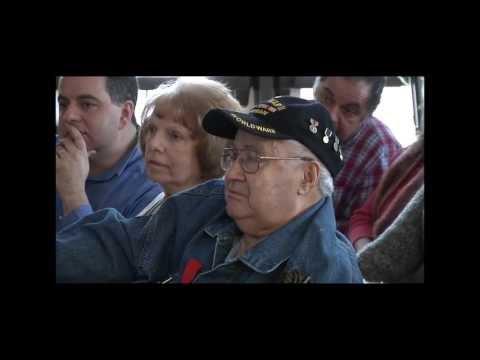 Joe Aiello French Legion of Honor Presentation