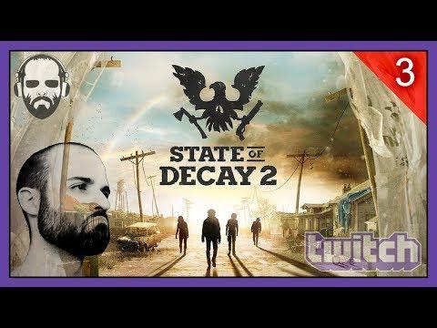 STATE OF DECAY 2 #3 | LA SURVIVOR LOCA | Gameplay Español