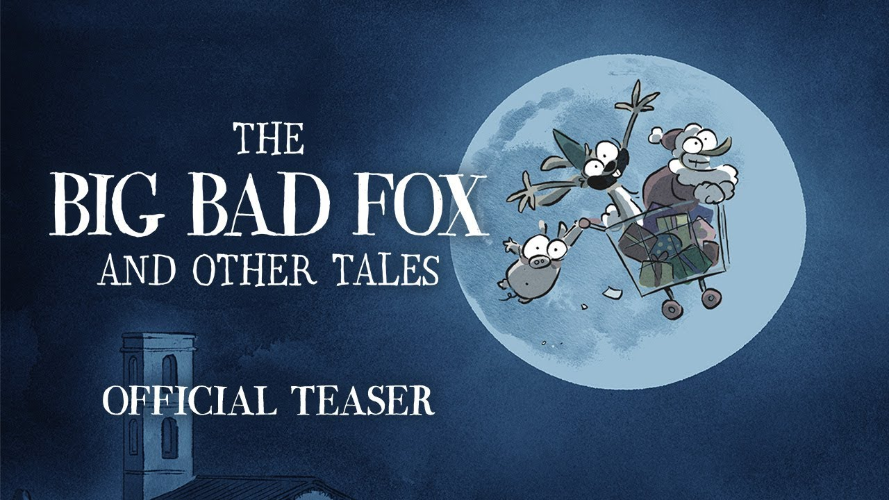 The Big Bad Fox And Other Tales Lands On Disc July 16 Animation World Network