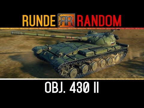 World of Tanks | [GER] RR #15 - Obj. 430 II