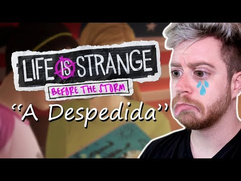 ADEUS, PRA SEMPRE... | Life is Strange: Before The Storm (DESPEDIDA) thumbnail