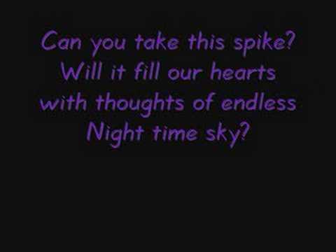 My Chemical Romance- Vampires Will Never Hurt You Lyrics