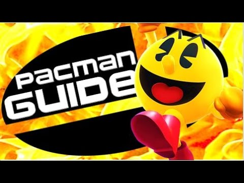 Pac-Man Strategy Guide - Super Smash Bros. Wii U/3DS (Moveset, Customs, Combos & Tech)
