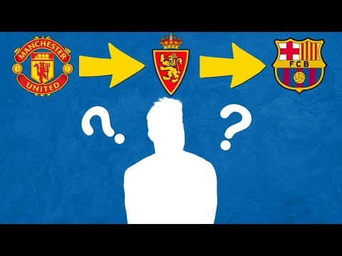 Can you guess the footballer from their transfers?(part 2) | football quiz