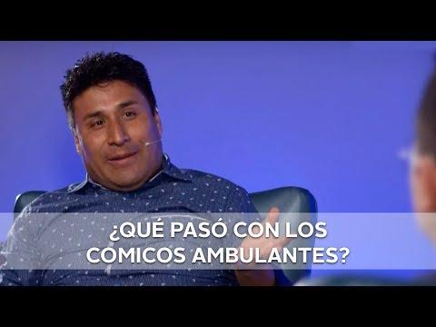 Danny Rosales ¿Qué Pasa Con Los Cómicos Ambulantes De Hoy?