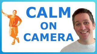 COMFORTABLE ON CAMERA - TIPS FOR MAKING YOUTUBE VIDEOS!