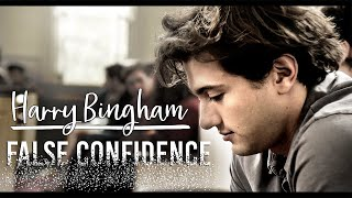 Harry Bingham || False Confidence