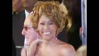 Whitney Houston - Pre Grammy Red Carpet 2007
