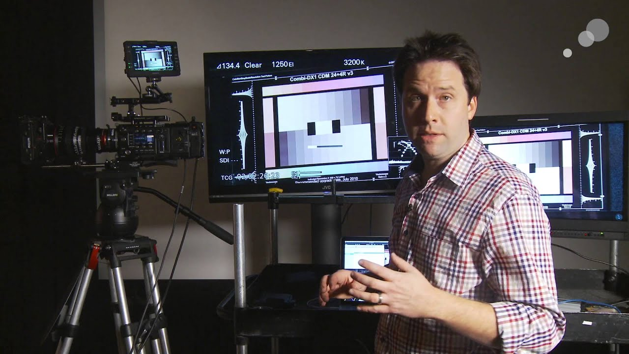 Sony F5/F55 LUTs: Creating LUTs with Sony RAW Viewer