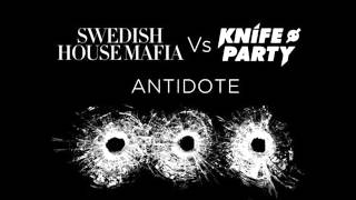 Swedish House Mafia and Knife Party vs. John Dahlback - Antidote Zeus (OLT Bootleg Remake)