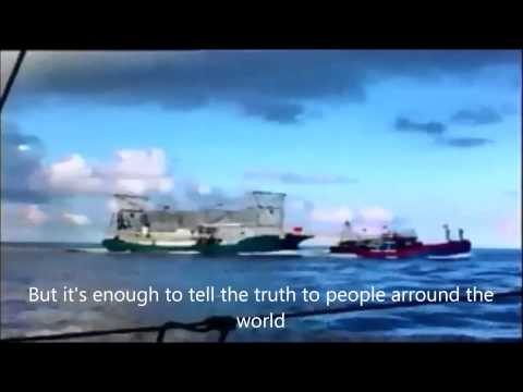 China Attacks and Sinks Vietnamese Fishing Boat DNA 90152