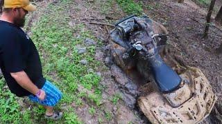 Muddy Bottoms,Thick Mud and Plenty of Trash Talk