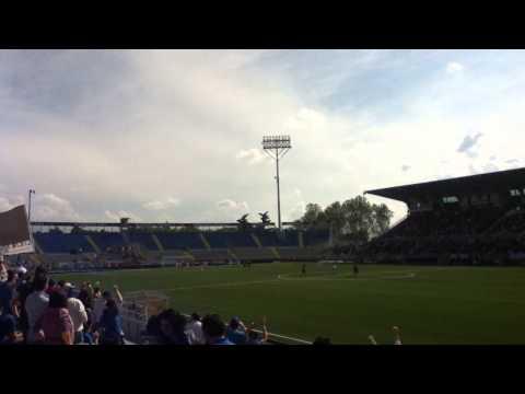 Novara 3-0 Cesena Gol di Rigoni