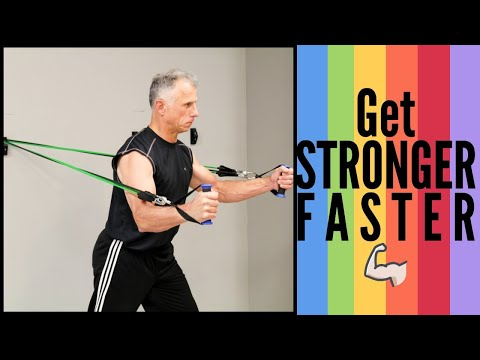 3 Ways to Get Stronger Faster: Time Under Tension