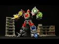 ミニプラ キュータマ合体シリーズ01 キュウレンオー 6種セット 宇宙戦隊キュウレンジャー Kyu Ranger Minipla Kyutama Gattai series 01 Kyuren-o