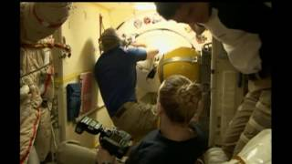 Expedition 48 Crew Prepares to Leave the ISS