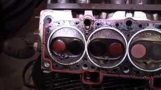 Lada Samara Ремонт головки блока цилиндров ВАЗ 2110 и др Промывка форсунок чистка инжектора