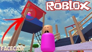 Roblox: the life of a BABY in the NURSERY! FT. Cah (Daycare Center)