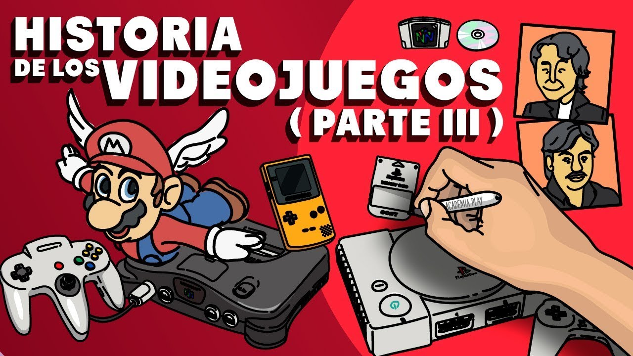 Historia de los Videojuegos (1994-1998) Parte III