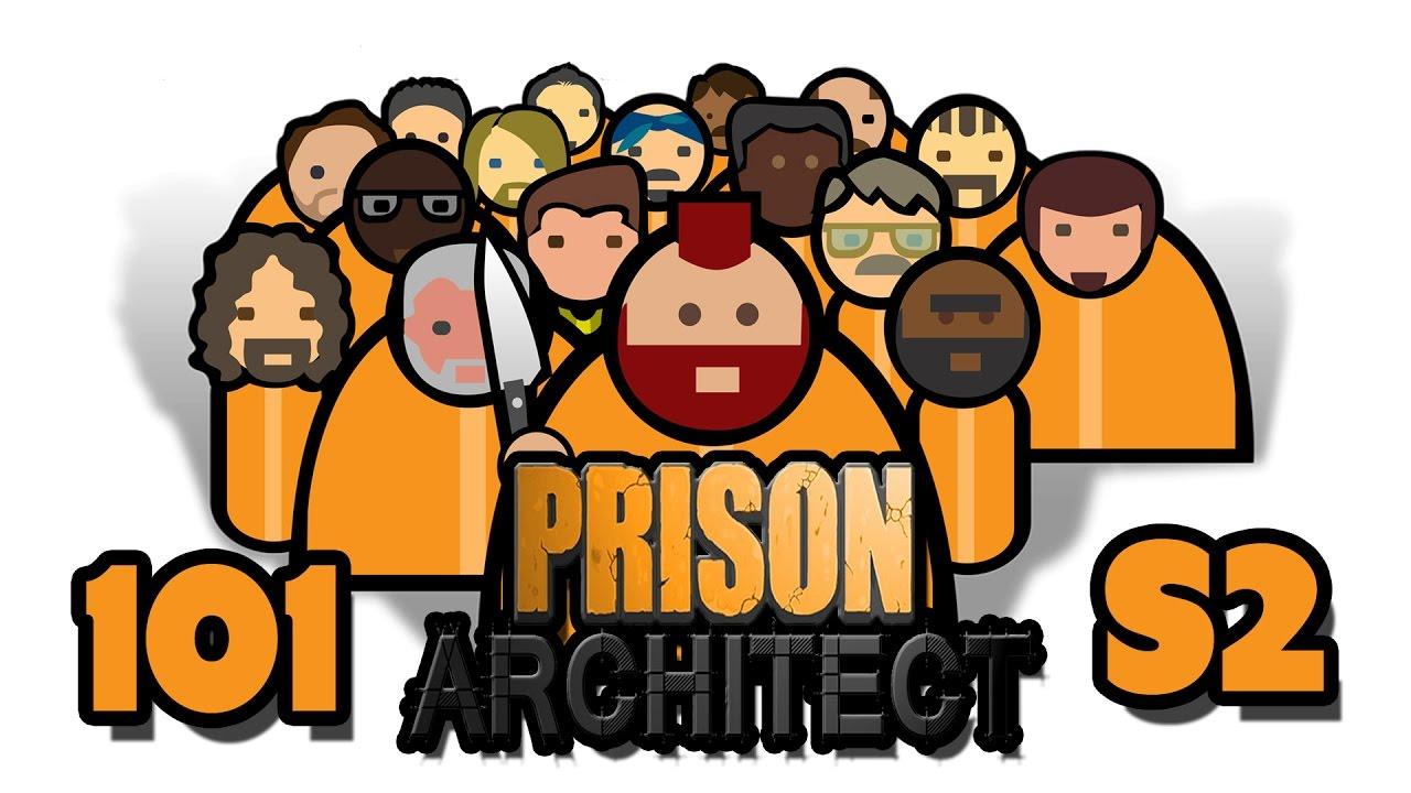 Bücherei clipart  Prison Architect S2 #101 - Grundlagenbildung auf 100% | Let's Play ...