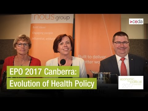 Evolution of Health Policy - EPO 2017 Canberra