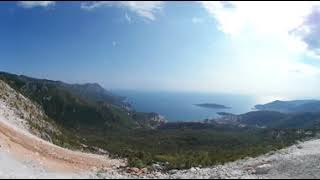 Montenegro - Adria-Küste bei Budva | 360 Grad | VR | Virtual Reality