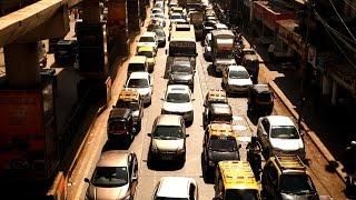 Mumbai Traffic: Stuck In A Jam || Boom Live