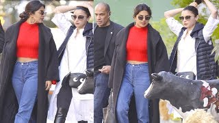 Priyanka Chopra SHOPPING With Alia Bhatt In New York | Pictures LEAKED