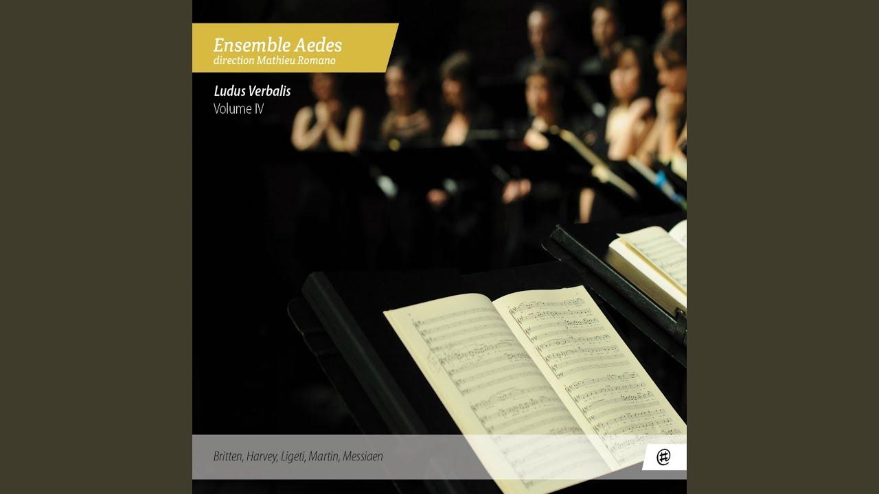 Download Olivier Messiaen - O Sacrum Convivium
